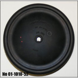 No 01-1010-52 Diaphragm Buna