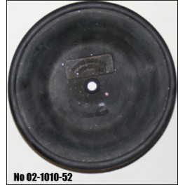 No 02-1010-52 Diaphragm Buna