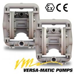 Pompa membranowa Versa-Matic - E5AA2R229C-ATEX
