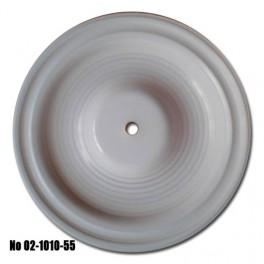 No 02-1010-55 Diaphragm, PTFE
