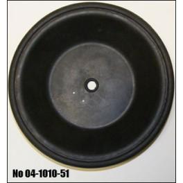 No 04-1010-51 Diaphragm, Neoprene