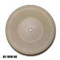 No 02-1010-58 Diaphragm Santopren